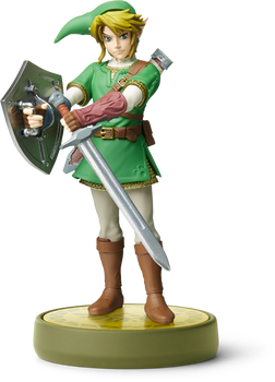 Twilight Princess Link Amiibo  - Japan Import