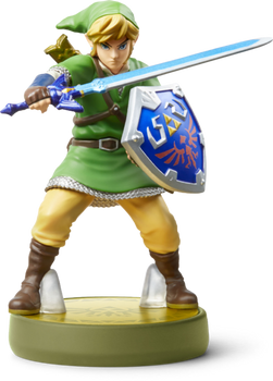 Skyward Sword Link Amiibo  - Japan Import