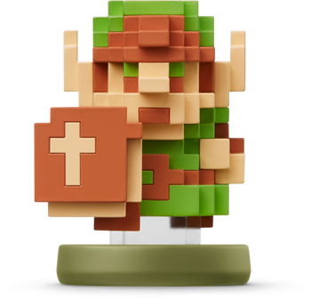 Pixel Link Amiibo  - Japan Import