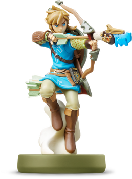 BotW Link (Archer) Amiibo  - Japan Import