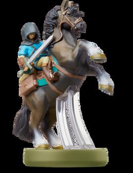 BotW Link (Rider) Amiibo  - Japan Import