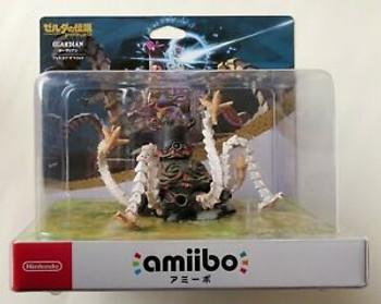 BotW Guardian Amiibo  - Japan Import