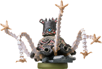 BotW Guardian Amiibo  - Japan Import