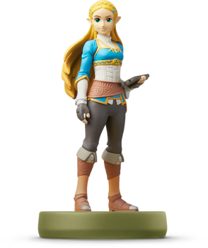 BotW Zelda Amiibo  - Japan Import