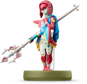 BotW Mipha Amiibo  - Japan Import