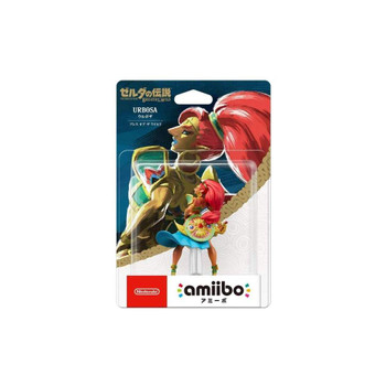 BotW Urbosa Amiibo  - Japan Import