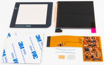 Gameboy Pocket RETRO PIXEL IPS LCD Kit (GBP)