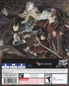 Bloodstained: Curse of the Moon - Limited Run (Playstation4)