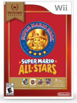 Nintendo Select Super Mario All-Stars (Nintendo Wii)