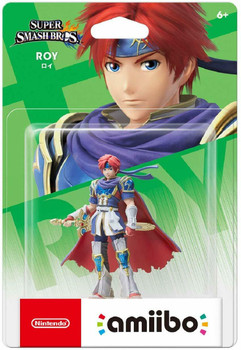 Roy Amiibo - Japan Import
