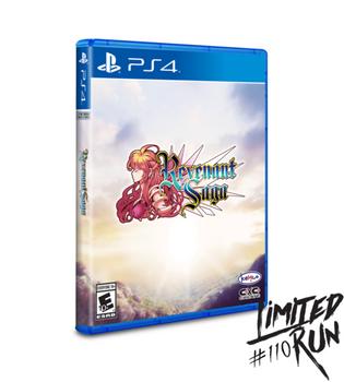 Revenant Saga - Limited Run (Playstation 4)