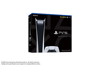 PlayStation 5 DIGITAL Console (PS5)