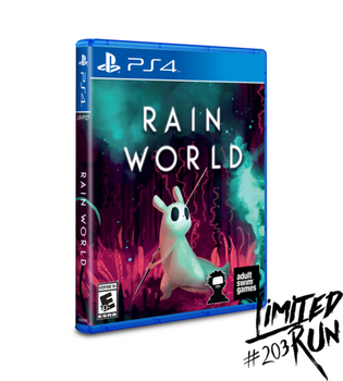Rain World - Limited Run (Playstation 4)