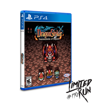 Dragon Sinker - Limited Run (Playstation 4)