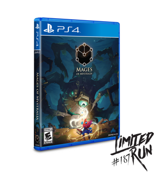 Mages of Mystralia - Limited Run (Playstation 4)