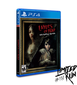 Layers of Fear: Masterpiece Edition - Limited Run (Playstation 4)