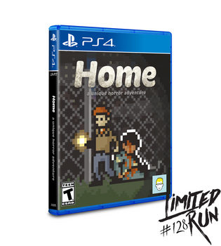 Home - A Unique Horror Adventure - Limited Run (Playstation 4)