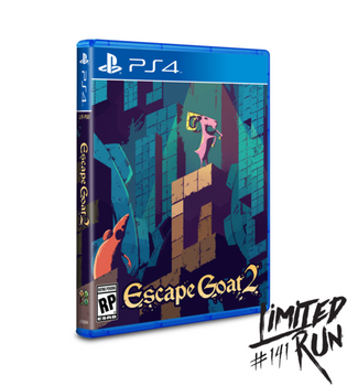 Escape Goat 2 - Limited Run (Playstation 4)