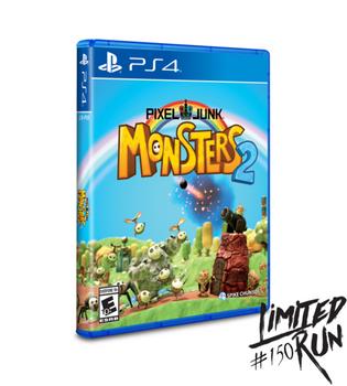 PixelJunk Monsters 2 - Limited Run (Playstation 4)