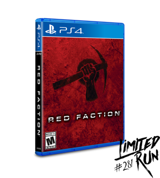 Red Faction - Limited Run (Playstation 4)