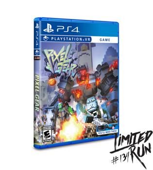 Pixel Gear - Limited Run (Playstation 4)