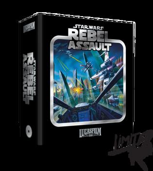 Star Wars: Rebel Assault Premium Edition - Limited Run (Sega CD)