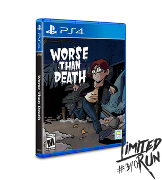 Worse Than Death - Limited Run (Playstation 4)