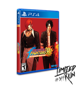 The King of Fighters '98 Ultimate Match - Limited Run (Playstation 4)