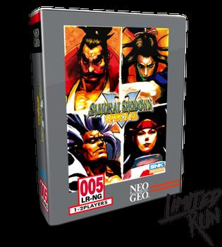 Samurai Shodown V Special Classic Edition -Limited Run (PlayStation 4)