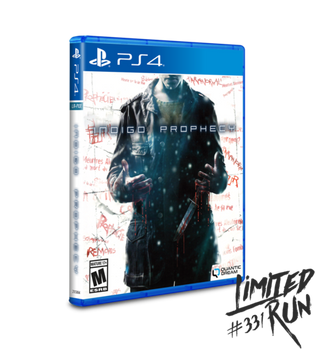 Indigo Prophecy - Limited Run (Playstation 4)