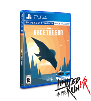 Race the Sun- Limited Run (Playstation 4)
