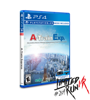 A-Train Express - Limited Run (Playstation 4)