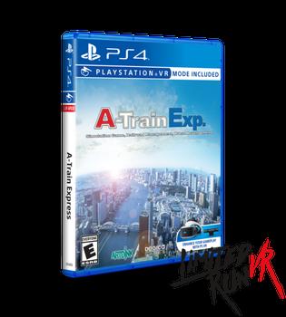 A-Train Express - Limited Run (Playstation 4)