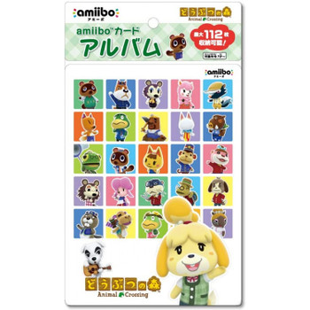 Animal Crossing Amiibo Card Album [JAPAN] (Amiibo)