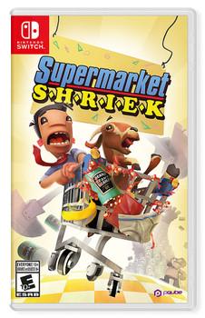 Super Market Shriek (Nintendo Switch)
