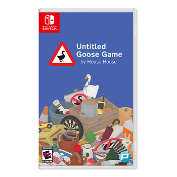 Untitled Goose Game (Nintendo Switch)