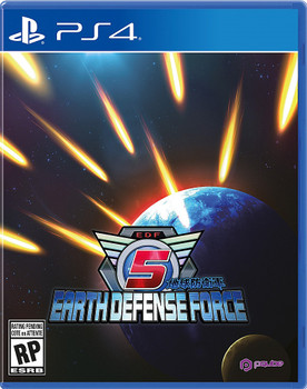 Earth Defense Force 5 (PlayStation 4)
