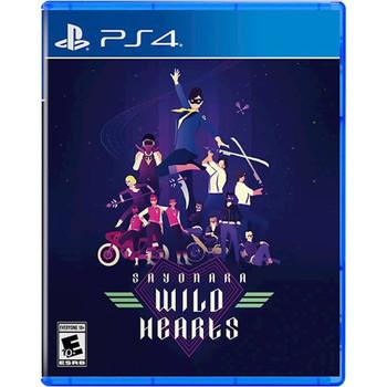 Sayonara Wild Hearts (PlayStation 4)