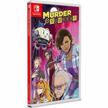 Murder by Numbers (Nintendo Switch)