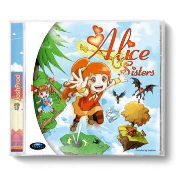 Alice Sisters -JoshProd/PixelHeart (Sega Dreamcast)