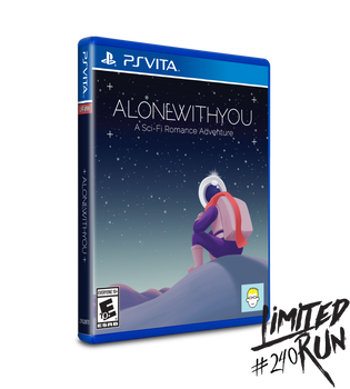 Alone With You - Limited Run (PlayStation Vita)