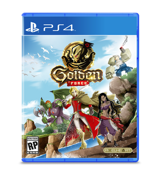 Golden Force (Playstation 4)