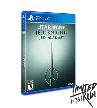 Star Wars Jedi Knight: Jedi Academy - Limited Run (Playstation 4)