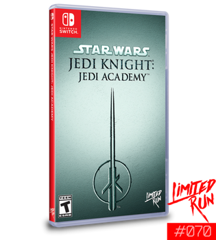 Star Wars Jedi Knight: Jedi Academy - Limited Run (Nintendo Switch)