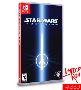 Star Wars Jedi Knight II : Jedi Outcast - Limited Run (Nintendo Switch)