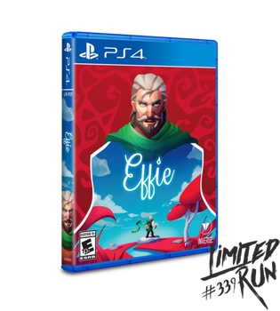 Effie - Limited Run (Playstation 4)