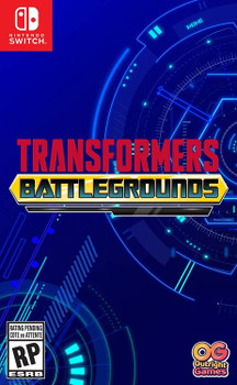 Transformers: Battlegrounds - (Nintendo Switch)