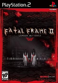 Fatal Frame II: Crimson Butterfly (PlayStation 2)