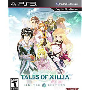 Tales of Xillia Limited Edition (Playstiation 3)