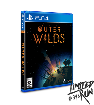 Outer Wilds - Limited Run (Playstation 4)